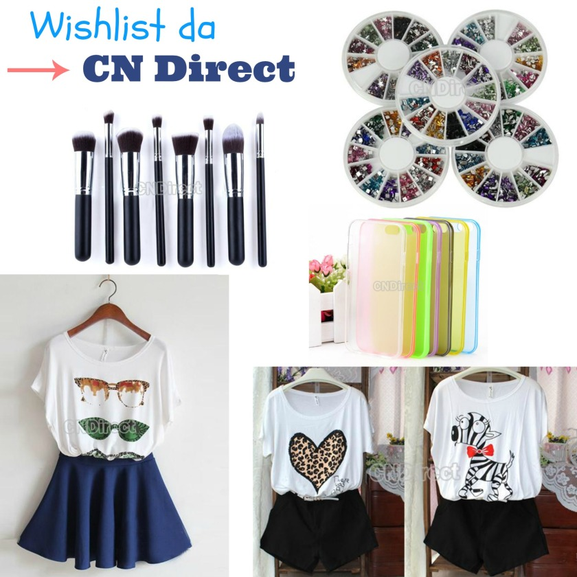 wishlist cndirect