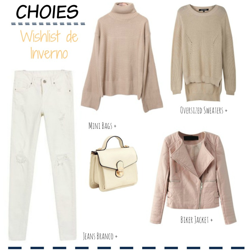 Choies wishlist winter